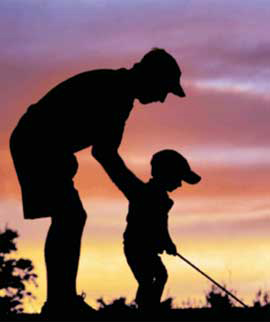 Learn to golf at Baddeck Forks
